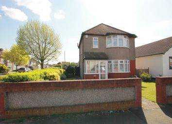 Thumbnail 3 bed detached house for sale in Sunningdale Road, Rainham