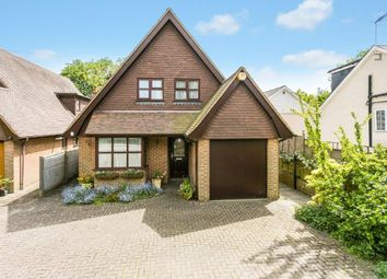 Thumbnail 4 bed detached house for sale in Lower Green Road, Pembury, Tunbridge Wells