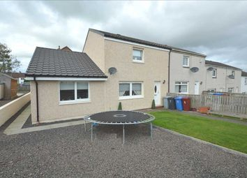 Thumbnail 4 bedroom end terrace house for sale in Hawick Crescent, Larkhall
