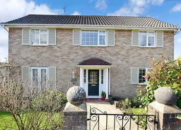Thumbnail 3 bed detached house for sale in Hurston Close, Worthing, West Sussex