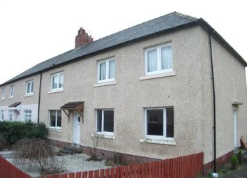 Thumbnail 3 bedroom flat to rent in Heathery Road, Wishaw