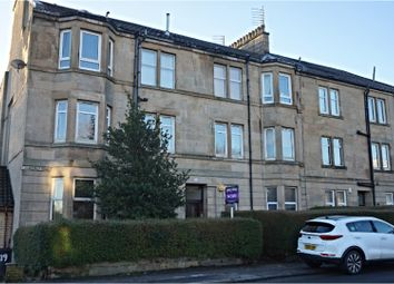 Thumbnail 1 bed flat for sale in 81 Lounsdale Road, Paisley