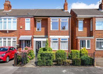 3 bed end terrace house for sale in Westfield Road, Hull, East Yorkshire HU4
