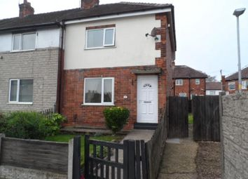 Thumbnail 2 bed terraced house to rent in Chelford Ave, Blackpool