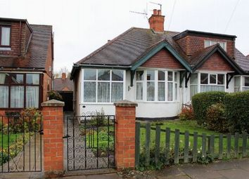 Thumbnail 2 bed semi-detached bungalow for sale in Franklin Crescent, Duston, Northampton