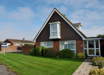 Thumbnail 3 bed detached house for sale in Wolsey Way, Milford On Sea, Lymington