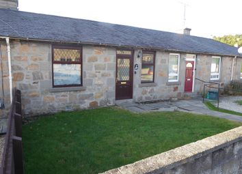 Thumbnail 2 bedroom terraced bungalow for sale in Braemorriston Road, Elgin