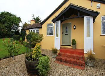 Thumbnail 2 bed detached bungalow for sale in Barking, Ipswich, Suffolk