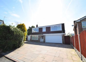 Thumbnail 5 bed detached house for sale in Bromley Close, Heswall, Wirral