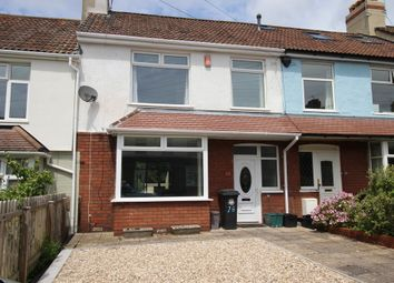 Thumbnail 3 bedroom terraced house to rent in Devon Grove, Bristol