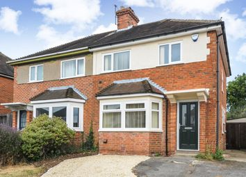 Thumbnail 3 bedroom semi-detached house to rent in Cranmer Road, East Oxford