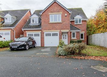 Thumbnail 5 bed detached house for sale in Grange Close, Clayton-Le-Woods, Chorley