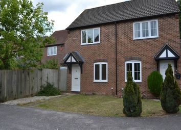 Thumbnail 2 bed semi-detached house to rent in Tamarisk Court, Thatcham, Berkshire