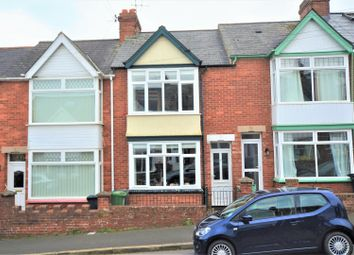 Thumbnail 3 bed terraced house for sale in Wyndham Avenue, Exeter
