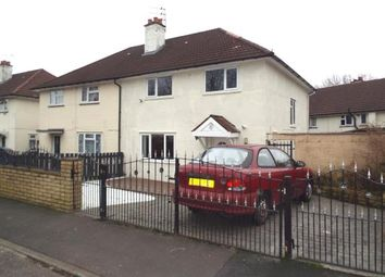 Thumbnail 4 bedroom semi-detached house for sale in Stanhope Road, Salford, Greater Manchester
