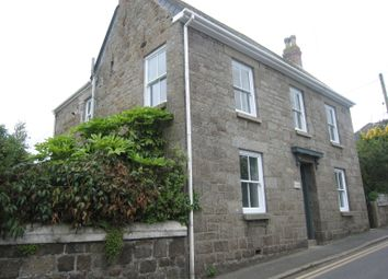 Thumbnail 4 bed detached house to rent in Newlyn, Penzance, Cornwall