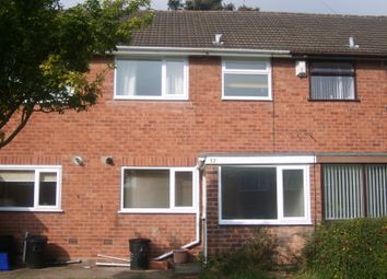 Thumbnail 3 bed terraced house to rent in Copse Close, Nortfield, Birmingham