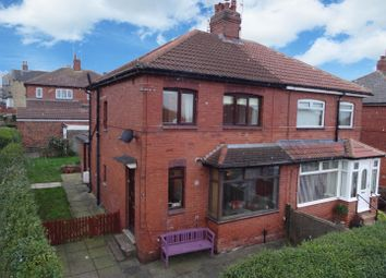 Thumbnail 3 bed semi-detached house for sale in Pembroke Road, Pudsey