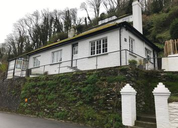 Thumbnail 1 bed semi-detached bungalow for sale in The Coombes, Polperro