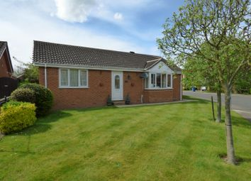 Thumbnail 2 bed detached bungalow for sale in Rowan Avenue, Beverley