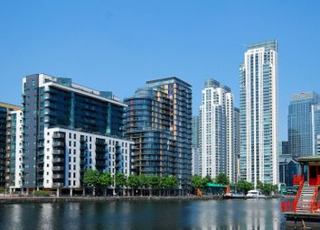 Thumbnail 2 bed flat to rent in Millharbour, Canary Wharf