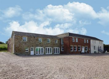 Thumbnail 6 bed detached house for sale in Chickenley Heath Farm, Wakefield Road, Dewsbury, West Yorkshire