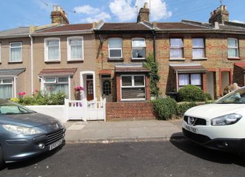 Thumbnail 3 bed terraced house for sale in Churchill Road, Northfleet, Gravesend