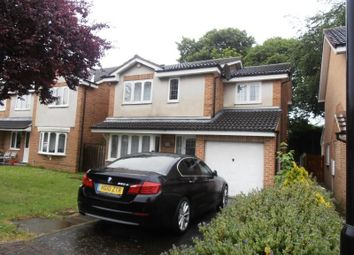 Thumbnail 4 bed detached house to rent in Yeavering Close, Gosforth, Newcastle Upon Tyne