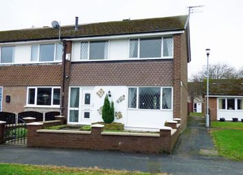 Thumbnail 3 bed terraced house for sale in Malham Court, Offerton, Stockport