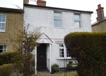 Thumbnail 3 bed semi-detached house for sale in Otford Lane, Halstead, Sevenoaks