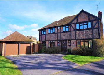 Thumbnail 5 bed detached house to rent in Ravenscroft, Hook