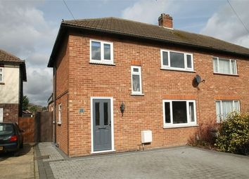Thumbnail 3 bed semi-detached house for sale in Ambrose Avenue, Colchester, Essex