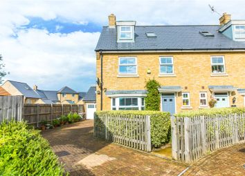 Thumbnail 4 bed semi-detached house for sale in Marigold Drive, Sittingbourne, Kent