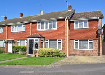 Thumbnail 4 bed semi-detached house for sale in Harman Drive, Sidcup, Kent