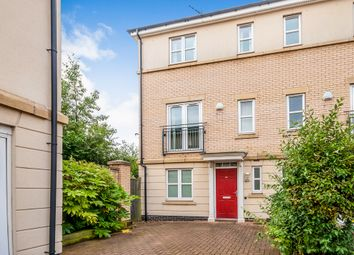 Thumbnail 4 bed town house for sale in Castle Quays, Nottingham