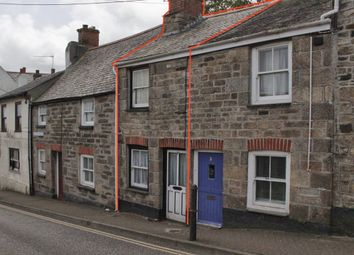 Thumbnail 1 bed terraced house for sale in Helston Road, Penryn