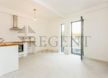 Thumbnail 1 bed flat for sale in Omega Works, London