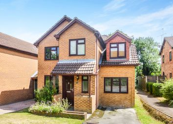 Thumbnail 4 bed link-detached house for sale in Sibley Park Road, Earley, Reading