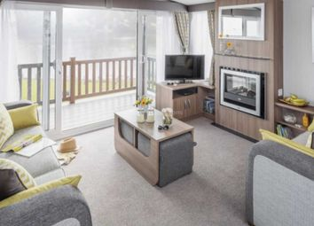 Thumbnail 3 bed mobile/park home for sale in Pwllheli, Gwynedd, North Wales