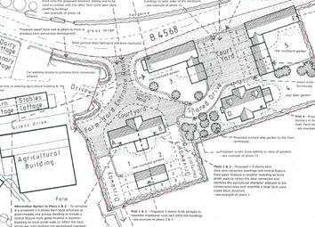 Thumbnail Land for sale in Llanwnog, Caersws