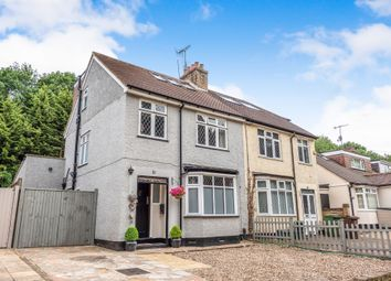 Thumbnail 4 bed semi-detached house for sale in Old Watford Road, Bricket Wood, St. Albans