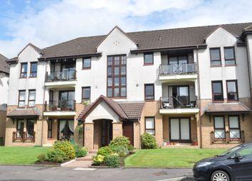 Thumbnail 2 bed flat for sale in Nasmyth Avenue, Bearsden, East Dunbartonshire
