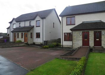 Thumbnail 2 bed semi-detached house to rent in 21 Priory Wynd, Gowanbank, Forfar