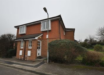 Thumbnail 1 bedroom end terrace house for sale in Pinewood Mews, Oaks Road, Stanwell, Surrey