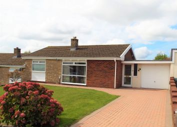Thumbnail 2 bed semi-detached bungalow for sale in Hafen Y Don, Killay, Swansea