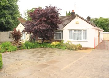 Thumbnail 2 bed semi-detached bungalow for sale in Heol Llanishen Fach, Rhiwbina, Cardiff