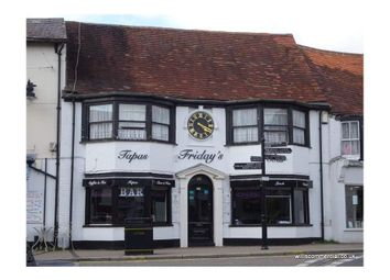 Pub/bar to let in Friday's Bar & Tapas, Ringwood BH24