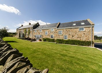 Thumbnail 5 bed country house for sale in Grey Mare Hill Cottage Farm, Kiln Pit Hill, Northumberland