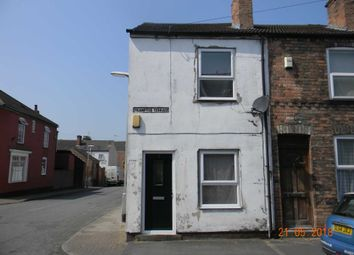 Thumbnail 2 bed terraced house to rent in Frampton Terrace, Gainsborough