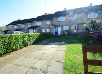 Thumbnail 3 bedroom terraced house for sale in Fry Road, Chells, Stevenage, Hertfordshire